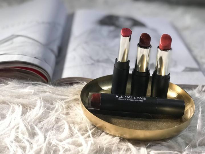 Rimmel et rouge à lèvre pour un début d'année en beauté!
